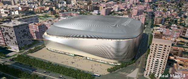 Remodelación Bernabéu